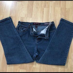 Gloria Vanderbilt Jeans Amanda Size 12